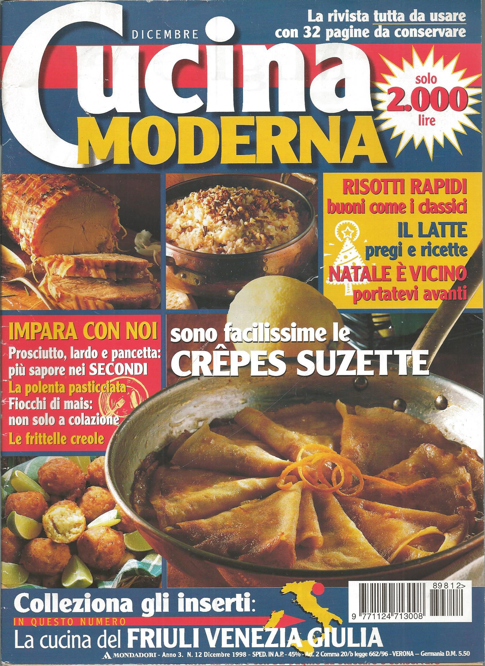 Cucina Moderna Anno 3 N 12 12 98 Poppy Market